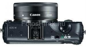 Canon EOS M milc 11-22mm