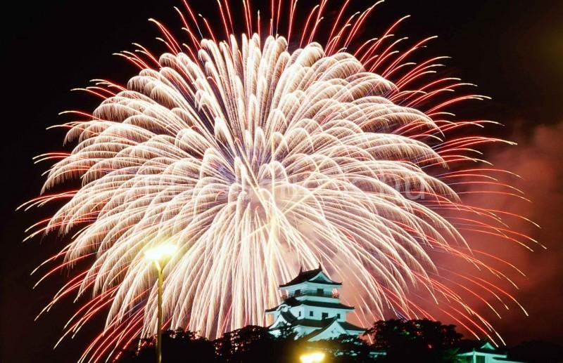 tűzijáték fotózása