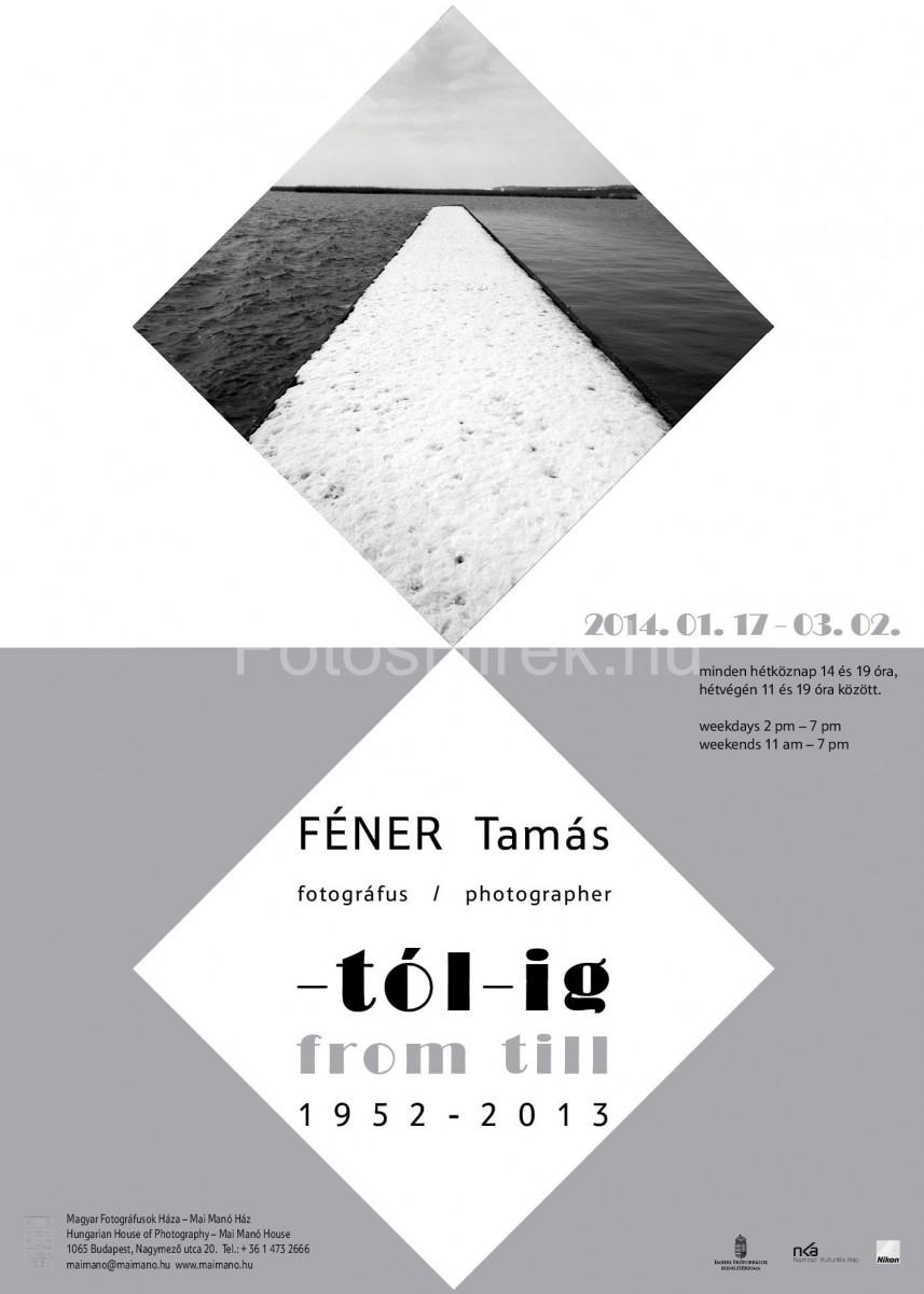 Féner Tamás kiállítás