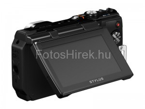 Olympus TOUGH TG-860 lcd