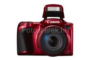 PowerShot SX540 HS piros