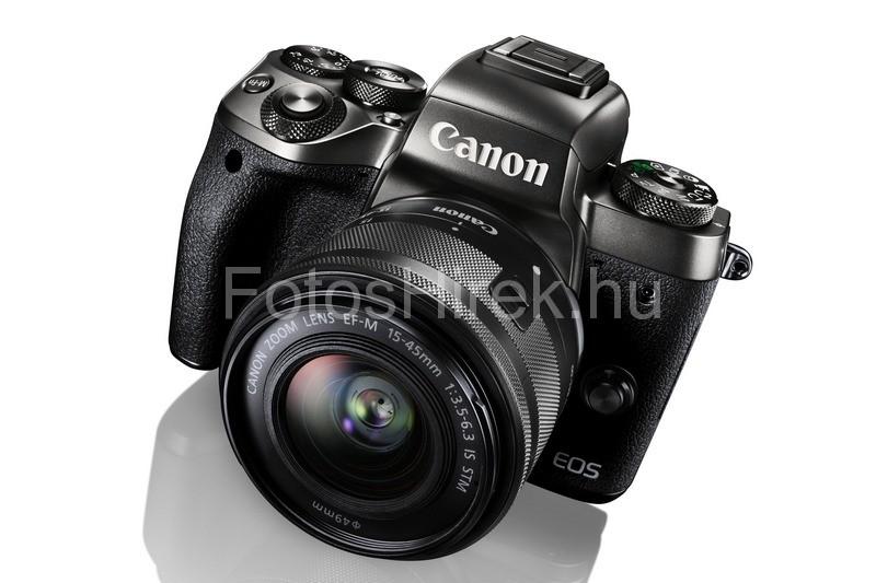 Canon EOS M5 MILC