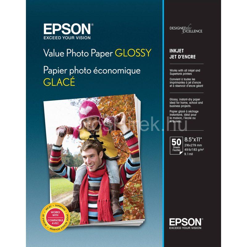 Epson Value Glossy Papar