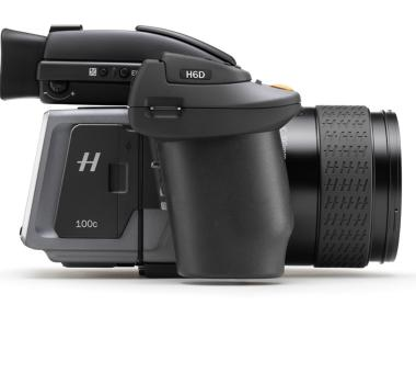 hasselblad h6d side