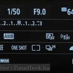 Canon Eos RP teszt