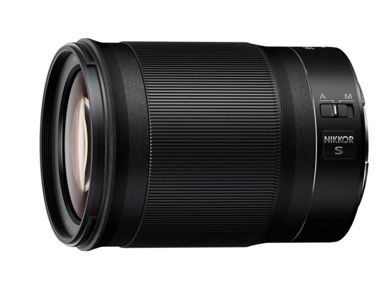 Nikkor Z 85 mm f1.8 S