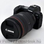 Canon Eos R teszt
