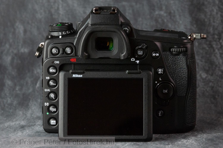 Nikon D780 teszt