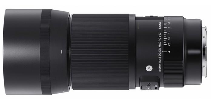 Sigma 105mm F2.8 DG DN Art