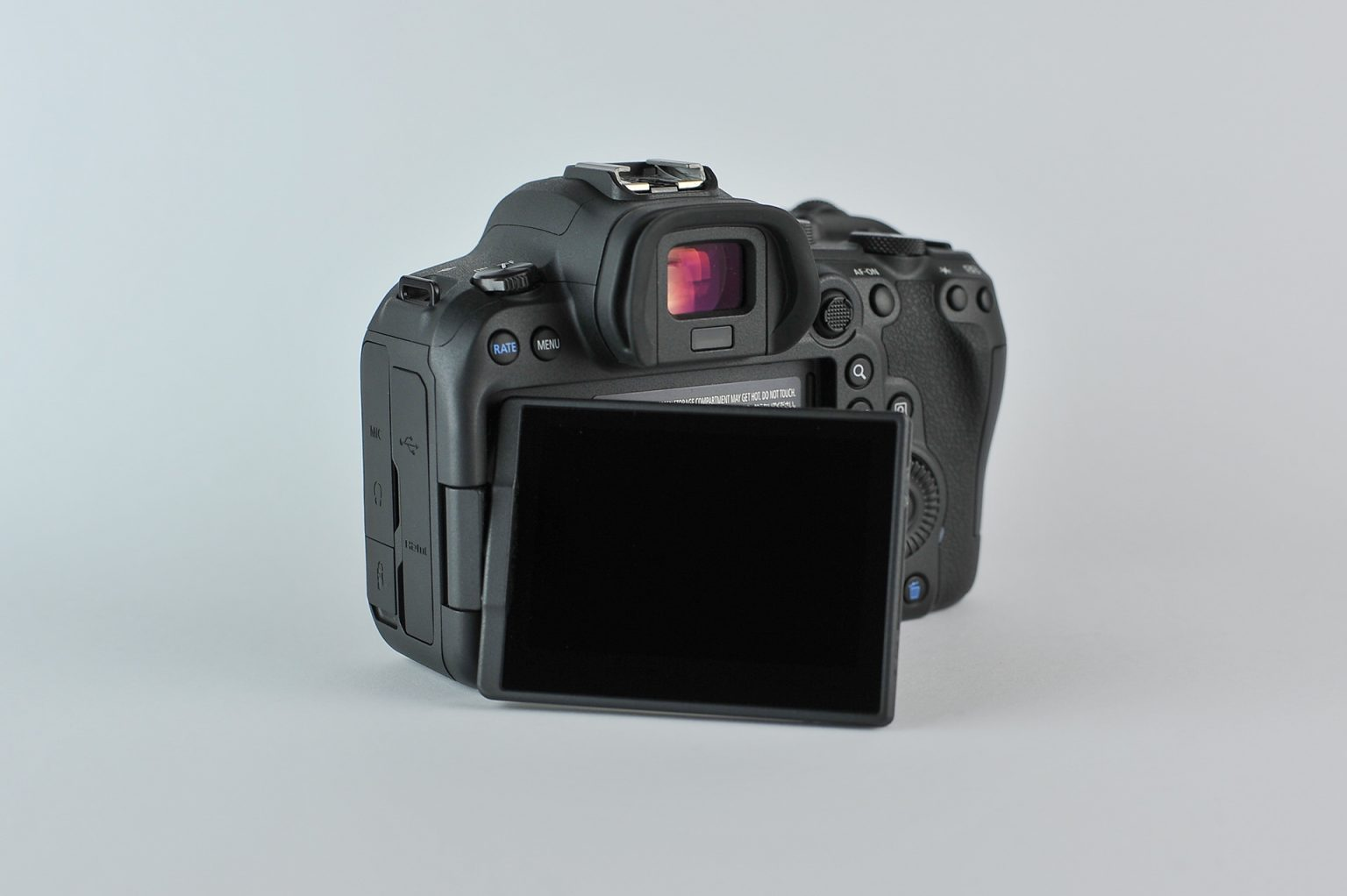 Canon Eos R6 LCD
