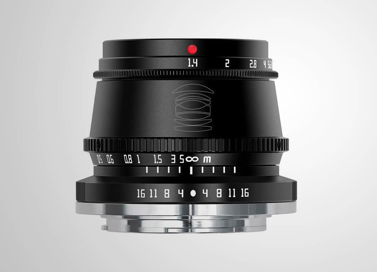 TTartisan 35mm f/1.4