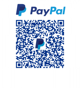 PayPal QR kód: