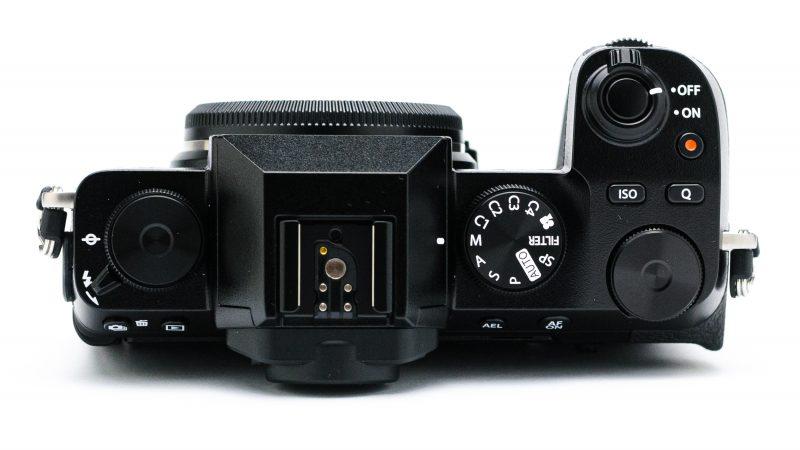 Fujifilm X-S10 termékfotó
