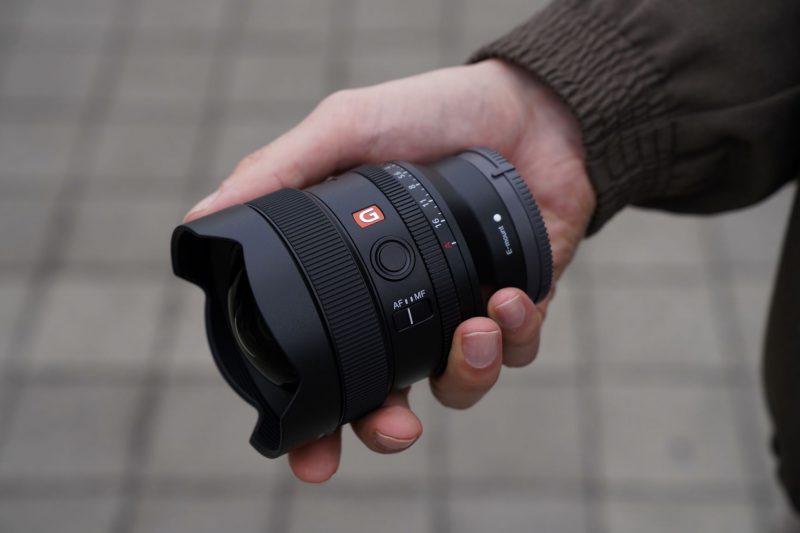 sony fe 14mm f1.8 gm