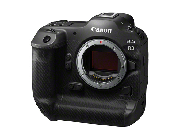 canoneos r3 front