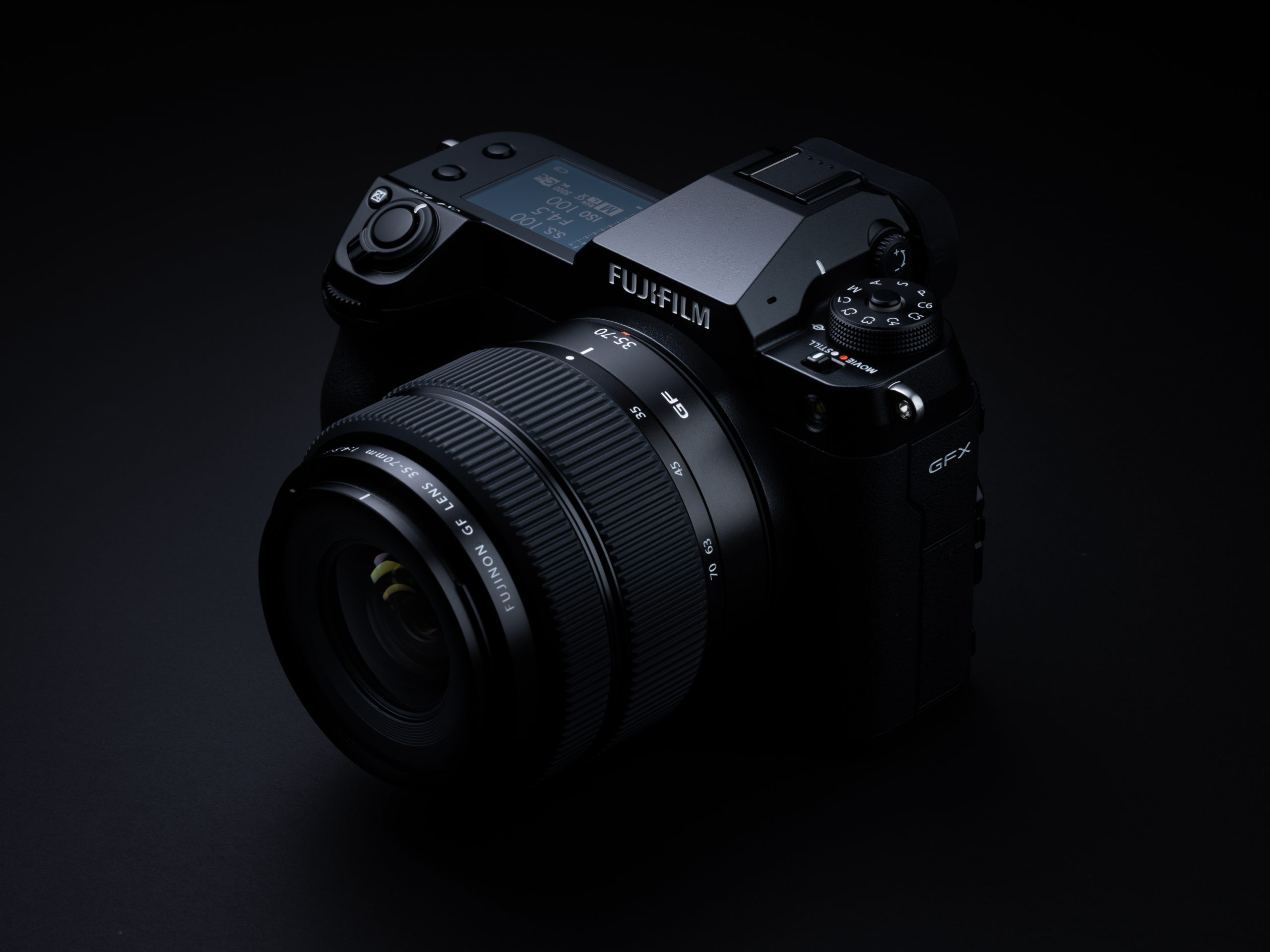 Fuji GF 35-70mm