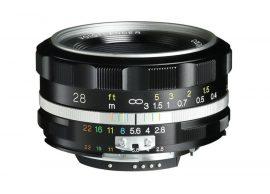 voigtlander color skopar 28mm f2.8 sl ii s