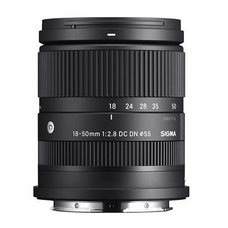 sigma 18 50mm f2.8 dc dn